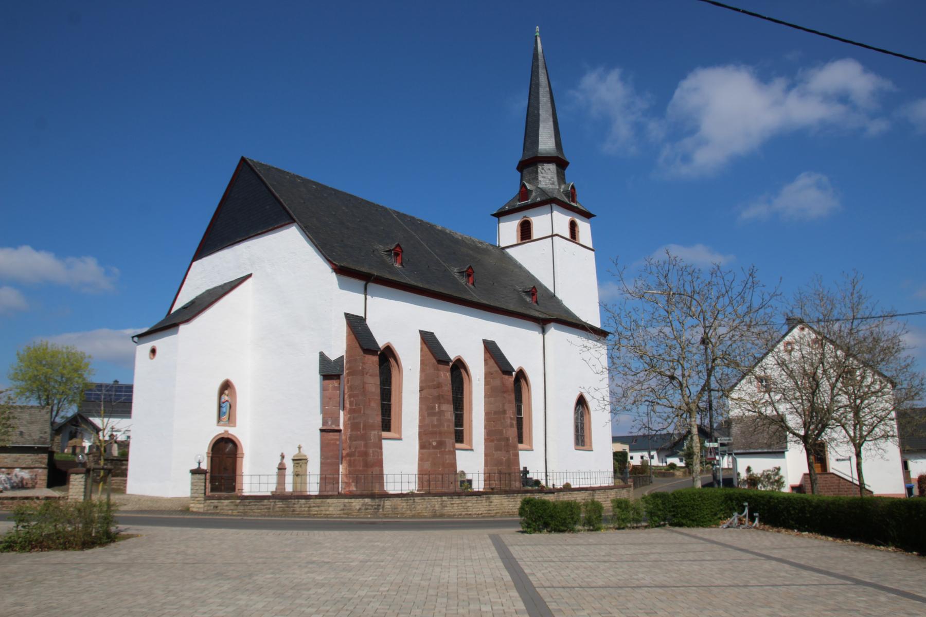 Wallfahrtskirche Sankt Marien